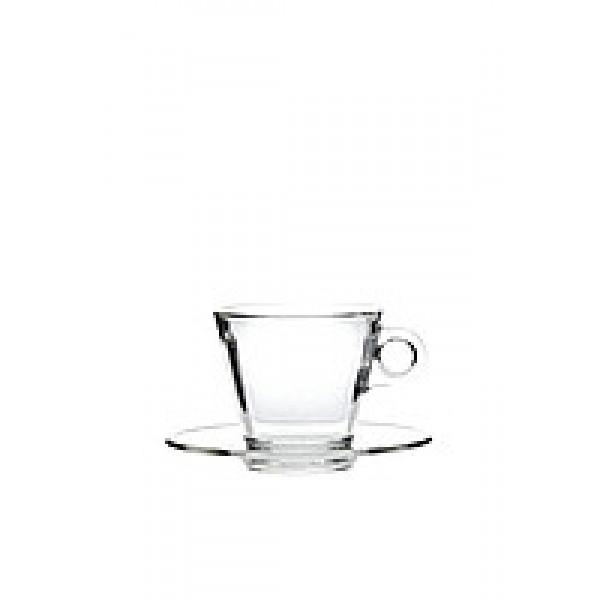 Стеклянная чашка Cappucino 280 мл