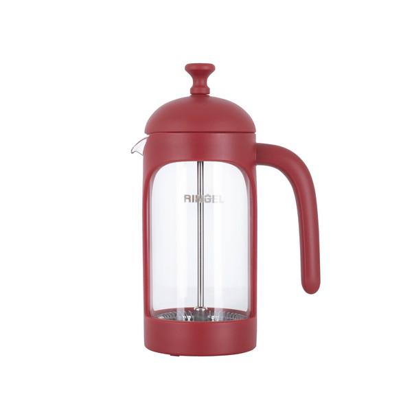 Френч-пресс RINGEL MASALA, 0.6 L красный