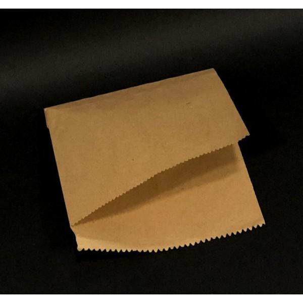 Уголок для бургера из крафт бумаги 170х170 мм (100 шт/уп)