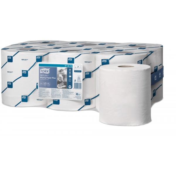 Tork Рефлекс полотенца макси с центральной вытяжкой, 450л. 2сл.
