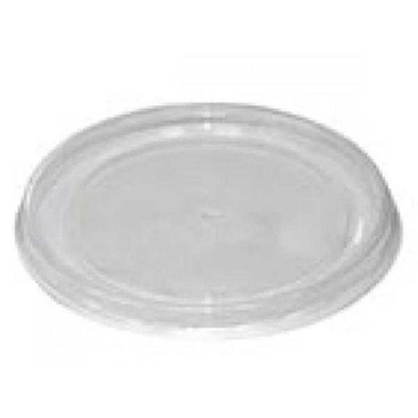 Крышка для супового контейнера Ø=110мм (50 шт/уп)