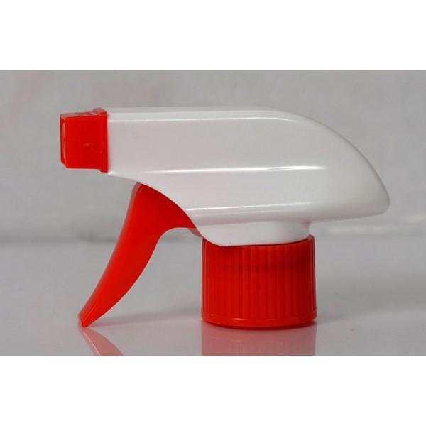 Триггер-распылитель бело-красный, 500 шт/ящ