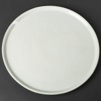 Тарелка для пиццы бортовая, 26 см