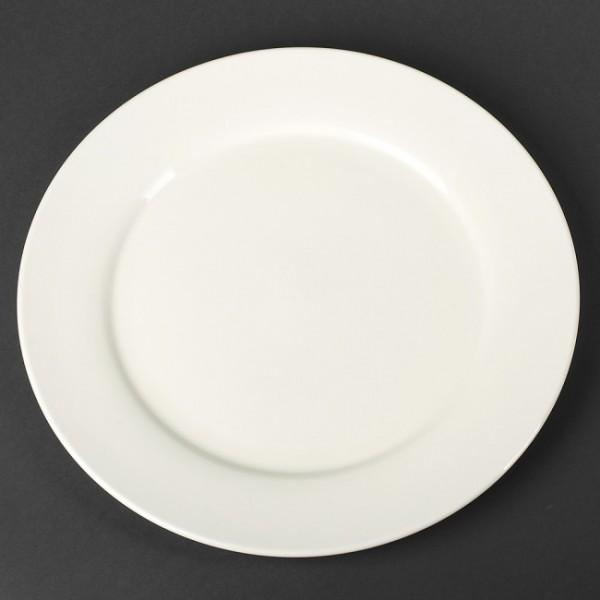 Тарелка для пиццы бортовая 35,5 см