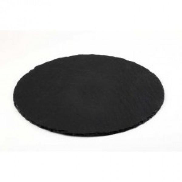 Доска сланцевая круглая 38 см