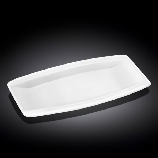 Блюдо для подачи прямоугольное 15,5х9 см