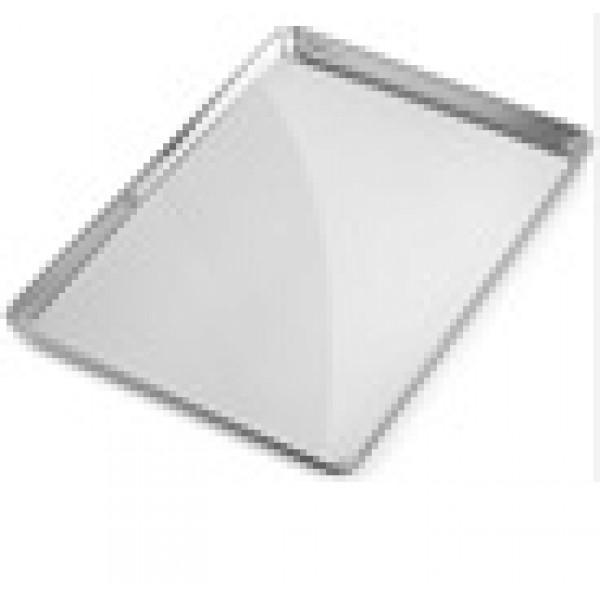 Противень алюминиевый без покрытия 60х40х2 см