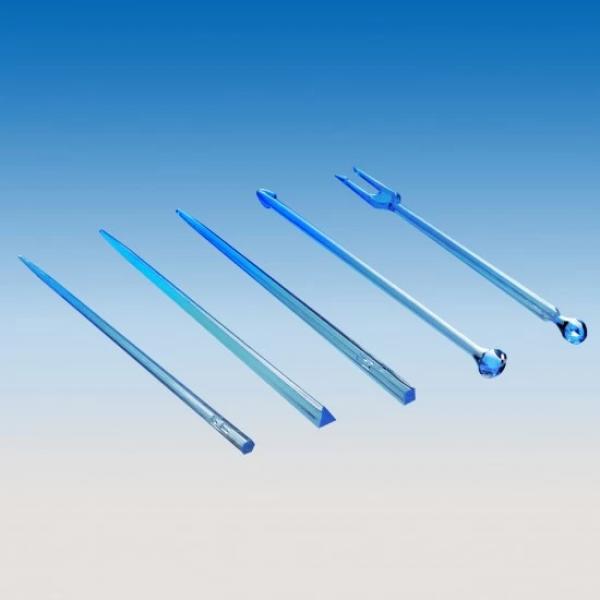 Палочки для снеков (в ассортименте), прозрачн., д-90 мм (1650 шт/уп)