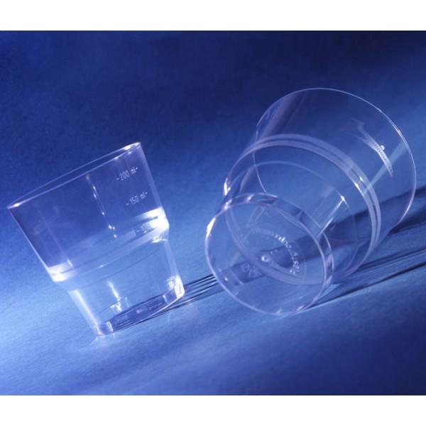 Стакан стеклопластик 200 мл (50 шт/уп)
