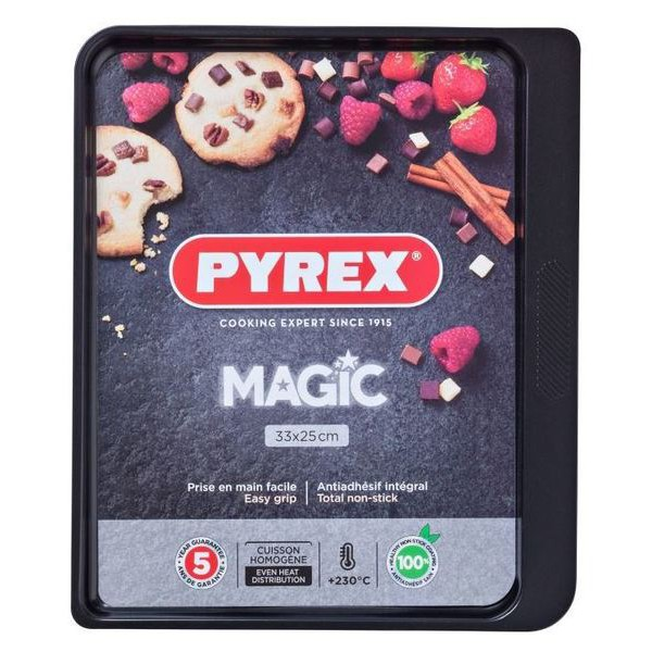 Противень PYREX MAGIC 33х25 см