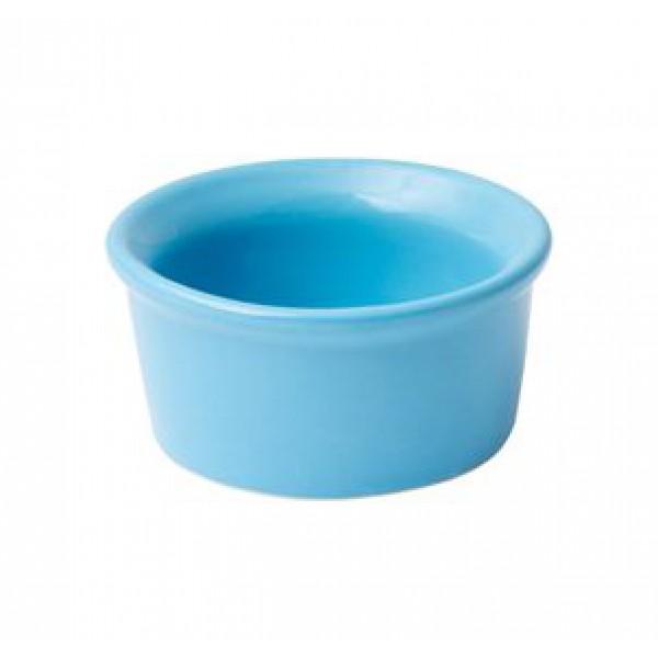 Соусник керамический голубой 100 мл