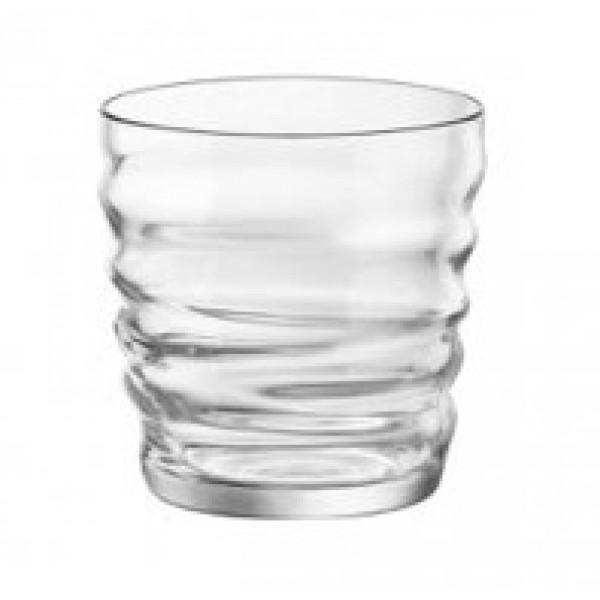 Стакан для воды прозрачный RIFLESSI 300 мл/BORMIOLI ROCCO