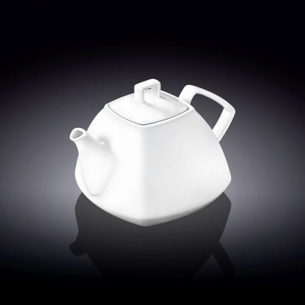 Чайник белый Wilmax 1050 мл