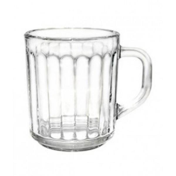 Стеклянная чашка для чая Ретро, ОСЗ 200мл