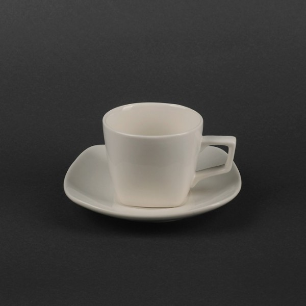 Набор чайный: чашка 180 мл с блюдцем