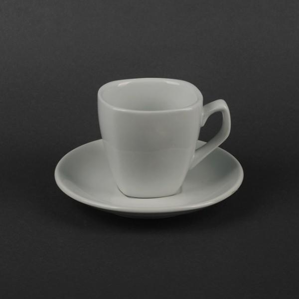 Чайный набор 200 мл квадрат