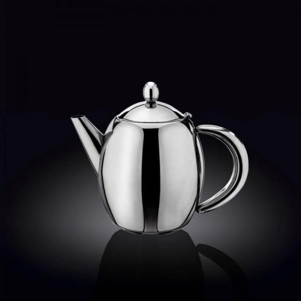 Чайник заварочный высокий нержавеющая сталь Wilmax 1 л