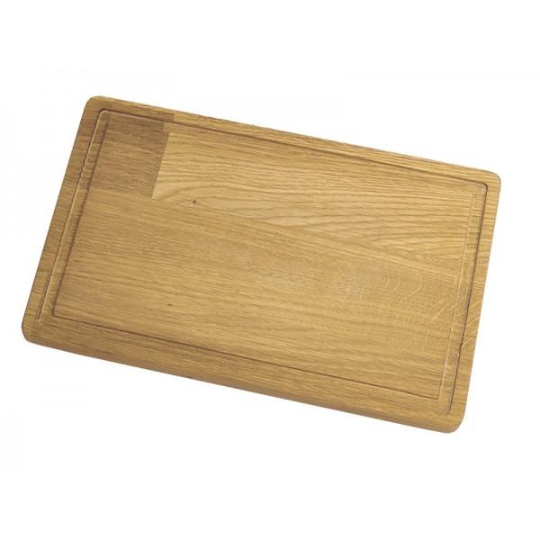 Доска для подачи с желобом 50х30х2 см