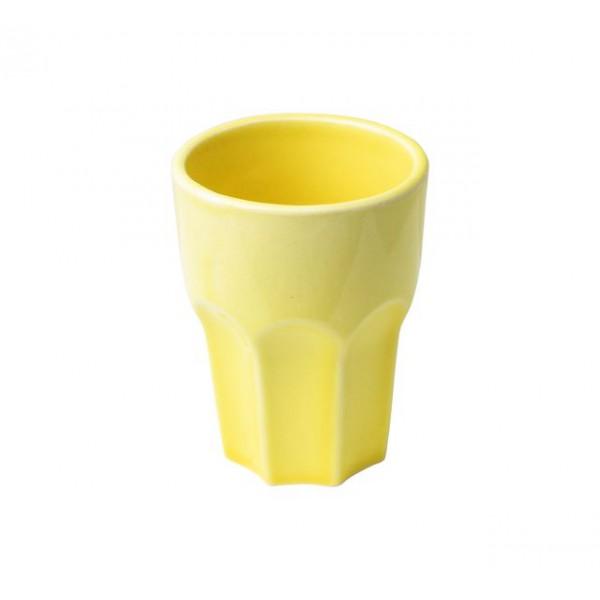 Стакан Классический желтый 200 мл