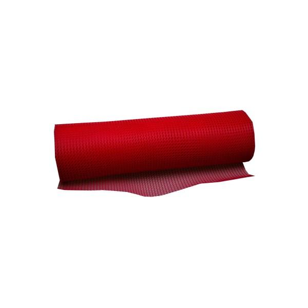Сетка барная красная, ширина 61 см