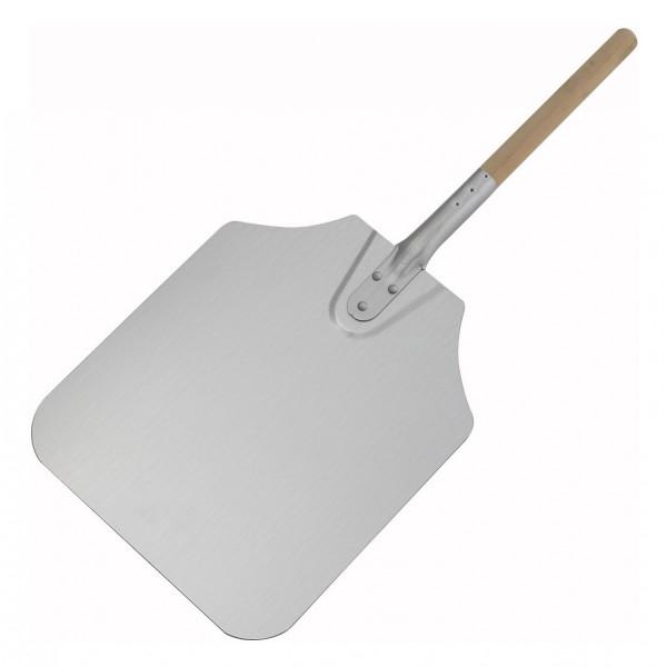 Лопата для пиццы 30х35 см, L-65 см