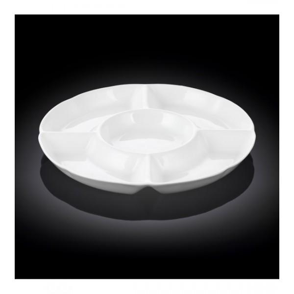 Менажница круглая Wilmax 25,5 см