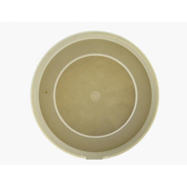 Крышка для супницы 470 мл (110 мм) пластик (50шт/уп)