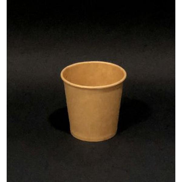 Крафтовый стакан 110 мл (50 шт/уп)