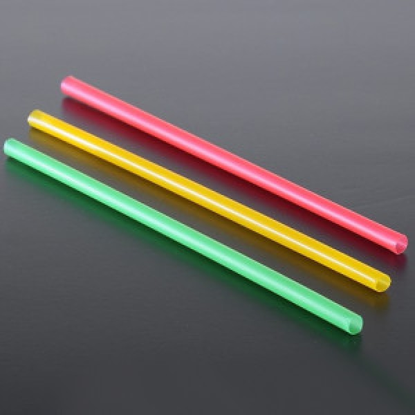 Трубочка для мартини цветная, 12.5 см (500 шт/уп)
