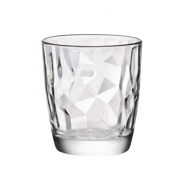 Стакан низкий Diamond Aqua, 300 мл