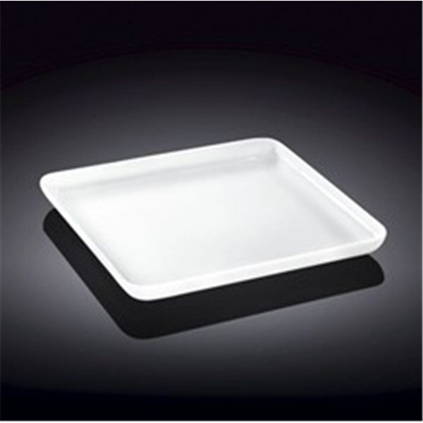 Блюдо Wilmax квадратное 24,5х24,5 см