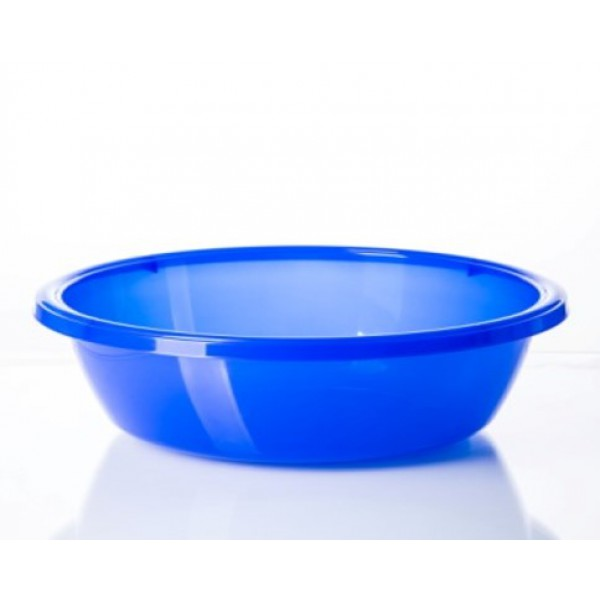 Миска круглая пластиковая  14 л