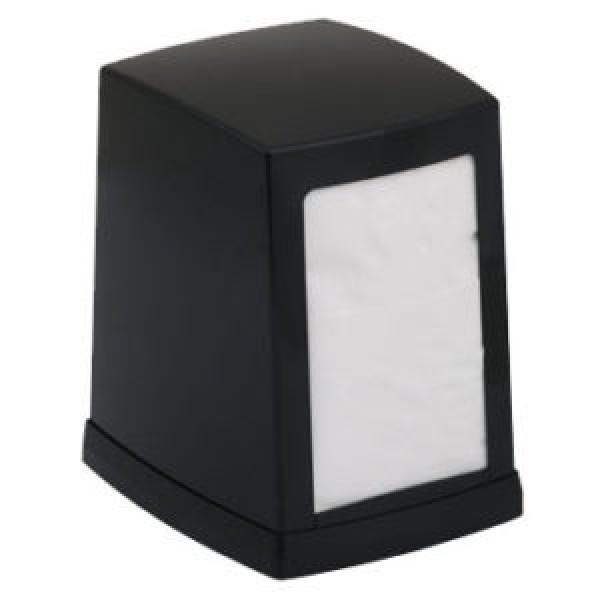 Салфетница черная Vialli NP100B (145*105*140 мм)