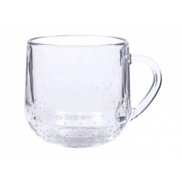 Стеклянная чашка для чая Грамине Сенс, ОСЗ 300 мл