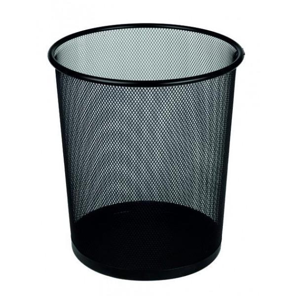 Корзина для мусора металическая 12л