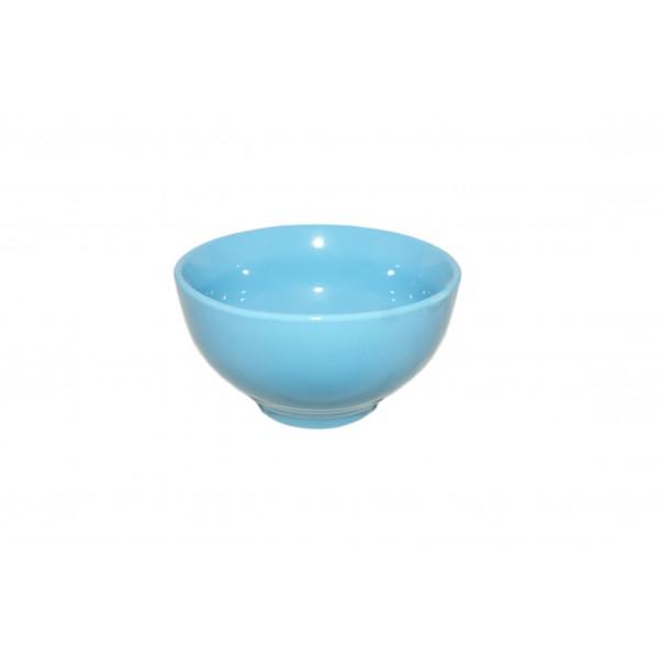 Салатник керамика, голубой, 600 мл