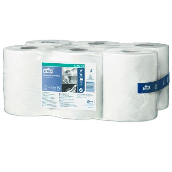 Tork полотенца макси с центральной вытяжкой, 2сл., 370 полотенец, Premium 130044