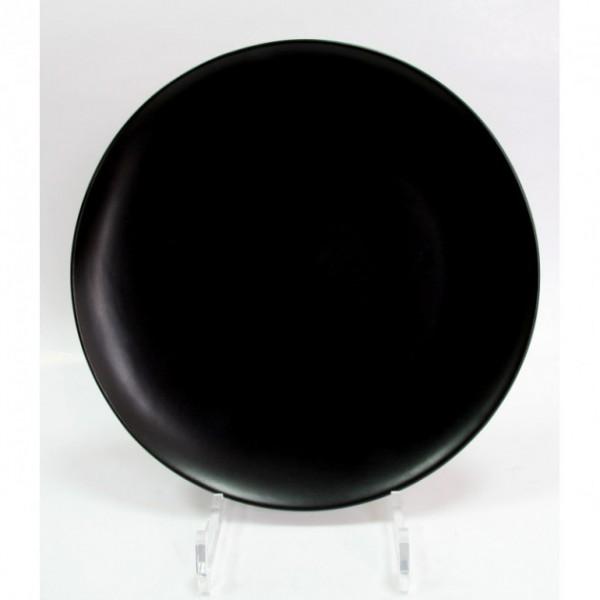 Тарелка обедняя Astera.Black Stone 27 см