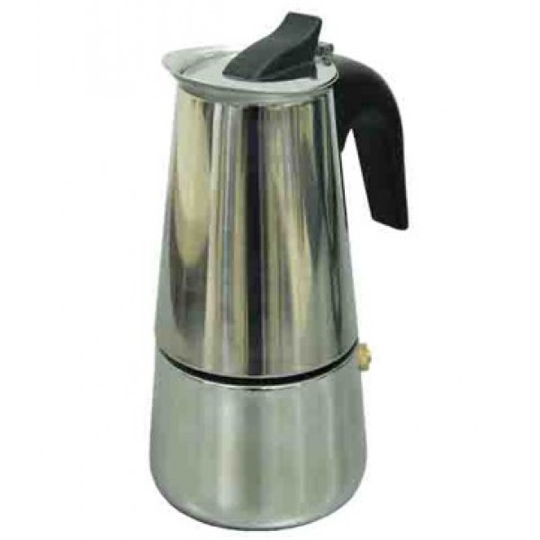Гейзерная кофеварка на 4 чашки Классика 16350-8