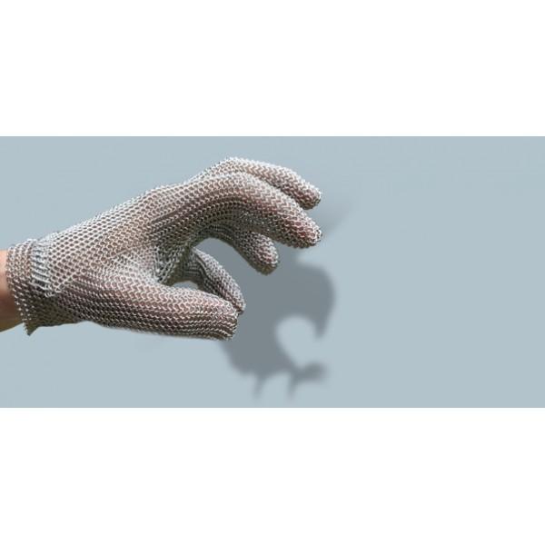 Кольчужная перчатка короткая, размер L
